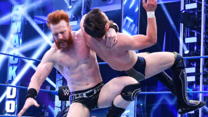 Daniel Bryan vs. Sheamus – Intercontinental Championship Tournament: SmackDown, May 29, 2020