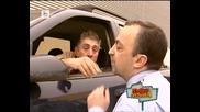 Пиян шофьор. | Пълна Лудница 20/03/10 |