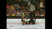 Jeff Hardy vs. The Hurricane - Wwe Heat 12.01.2003