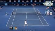 Laura Robson vs Petra Kvitova Australian Open 2013 Highlights