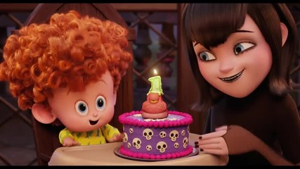 Hotel Transylvania 2 - Official Trailer + Субтитри