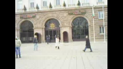 Смяна На Гвардеийците Пред Президентството