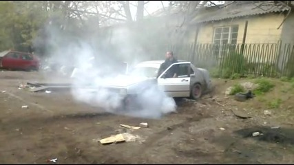 jetta Burnout