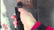 Този електрошок отваря всакакви входни врати с електронно заключване!