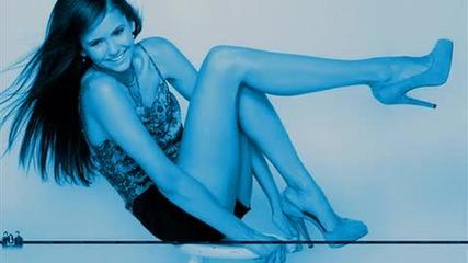 Nina Dobrev за конкурса на anai14 (1 кръг)