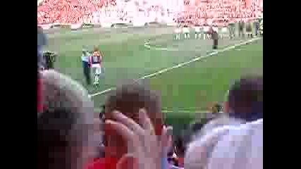 Легендите На Арсенал