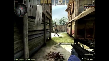Counter-strike Global Offensive Gameplay on Steam Epizod 4