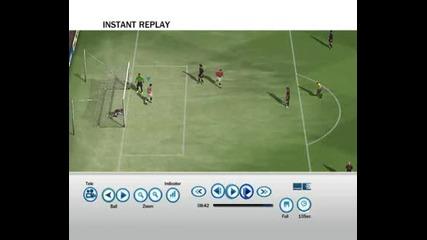 Fifa 08 Wayne Rooney Cool Goal