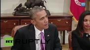 """Обама по случая """"Фреди Грей"""": """"Истината е жизненоважна."""""""
