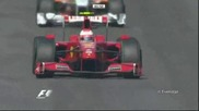 Kimi Raikkonen Gp Italy 2009
