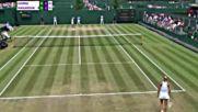 Wta 2018 Wimbledon Championships - 4th Round - Camila Giorgi vs Ekaterina Makarova