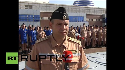 Egypt: Navies ready for active phase of Russian-Egyptian drills in Mediterranean Sea