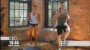 Тренировка за отслабване и тонизиране на мускулите. Сваляне на килограми- гръб и гърди