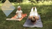 Kid Yoga: The Maurasana