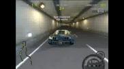 Bugatti veyron race NFS PS