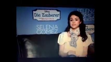 selena gomez interview with sky magazin in munich