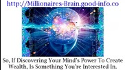 Get Rich Quick, The Millionaire Mind Pdf, How To Get Rich Book, Wealth Mindset, Millionaires Brain