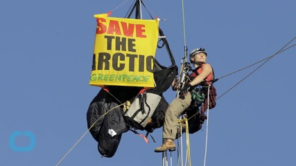 Judge Fines Greenpeace as Portland Bridge Protesters Force Shell Ship Delay