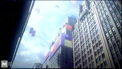 Pixels Atack Patrick Jean
