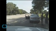 Video Shows How Traffic Stop Escalated Into Confrontation
