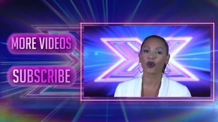Шерил и Мел танцуват ;д - The X Factor Uk 2014