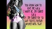 Rihanna - You da One [lyrics]