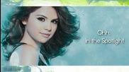 Selena Gomez - Spotlight + текст