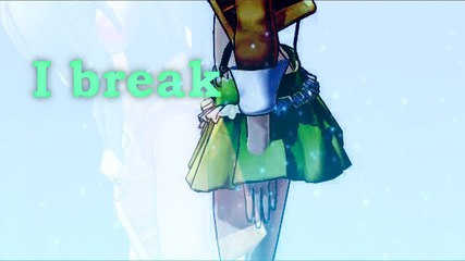 Gumi r not alone [mmd Music Video]