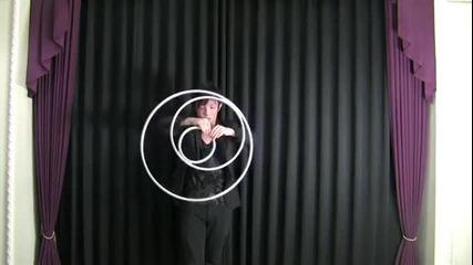 Жонглиране с пръстени