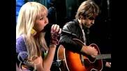 Превод !!! Hannah Montana - Every Part Of Me( Високо Качество)