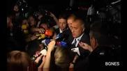 Лидерът на спечелилата парламентарнити избори Бойко Борисов каза,  че поема отговорност