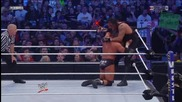 Triple H vs Undertaker - No Holds Barred 3/4 - Wrestlemania27