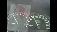 Fiat Marea 1.6 103 Hp 0 - 100 sprint in 10,  5 seconds