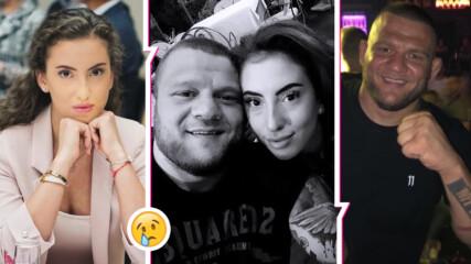Катрин Тасева трогна с думи за Щерев: Обичаше ме дори когато не бях много, много за обичане
