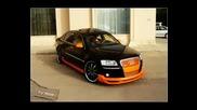 Audi A8 Custom From Saudi Arabia (jeddah)