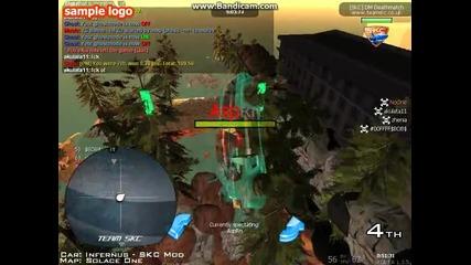 League of Legends combo-hired gun lucian Vbox7