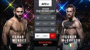 Chad Mendes vs Conor Mcgregor (ufc 189, 11.07.2015)