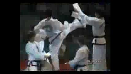 Itf Taekwondo Demonstrations