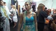 Dancing Stars - Нана Гладуиш зад кадър