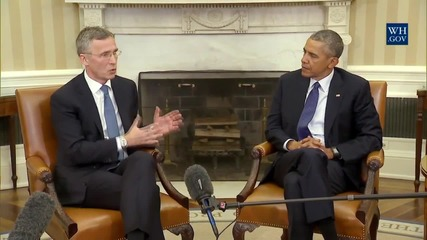 USA: Obama and Stoltenberg defend NATO expansion in Eastern Europe