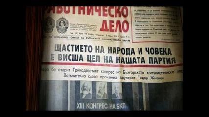 Петър Чернев - Анкетен лист