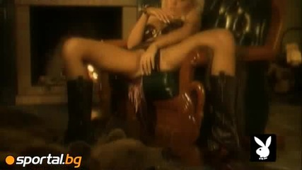 Камелия в Playboy