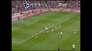 Gola Na P.Crouch Ot Liverpoolvs Arsenal