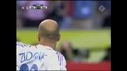 Prekrasen Gol Na Zinedine Zidane