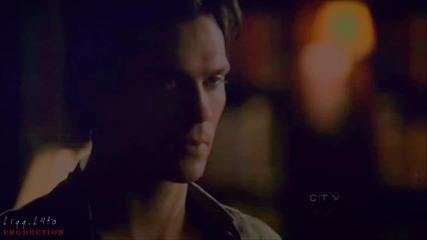 ...the hardest thing... [ Damon & Elena ]