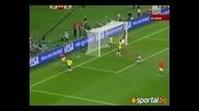 World Cup 10 - Portugal 0 - 0 Brazil