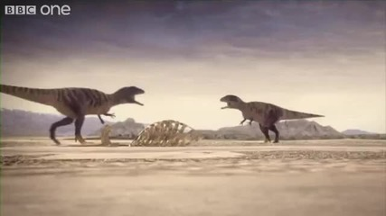 Планетата на Динозаврите - Carcharodontosaurus