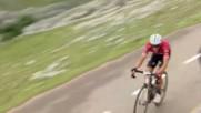 -alberto Contador El Pistoleros last shot Last kilometer - Stage 20 - La Vuelta 2017