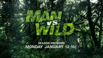 Man vs Wild - Bear Grylls Promo