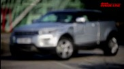 Range Rover Evoque 2012 - First Drive - Inside Line